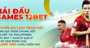 Giải đấu sea games 12bet