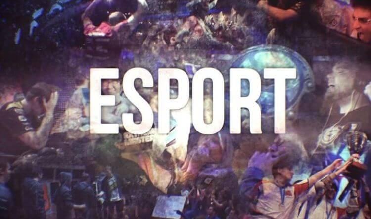 thể thao điện tử Esports