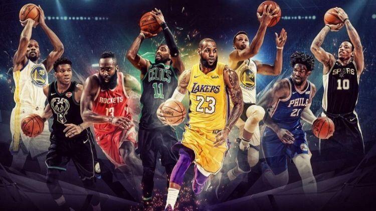 cầu thủ bóng rổ