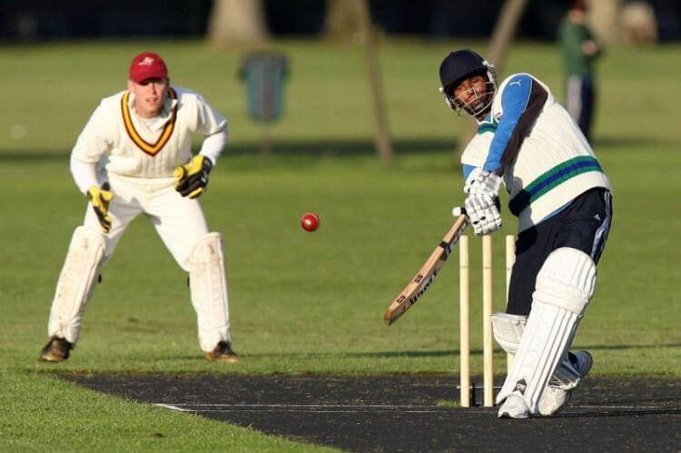 chơi cricket