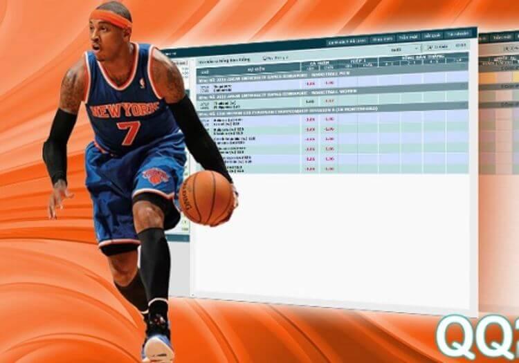 cá cược bóng rổ online